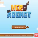 Hero Agency Screenshot