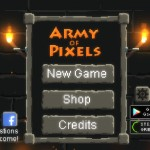 Army of Pixels Screenshot