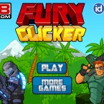 Fury Clicker Screenshot