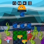 Aqua Jelly Puzzle Screenshot
