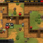 Commando Defense Screenshot