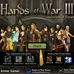 Hands of War 3 Screenshot