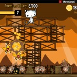 Cat God vs Sun King 2 Screenshot