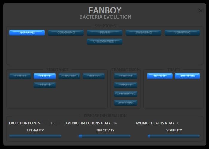 Pandemic 2 - Play Pandemic 2 flash game online