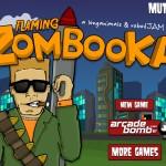 Flaming Zombooka Screenshot
