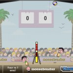 Sports Heads - Volleyball Screenshot