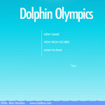 Dolphin Olympics Screenshot