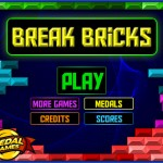 Break Bricks Screenshot