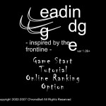 Leading Edge Screenshot