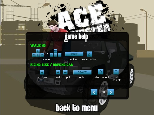 Car Games Ace Gangster