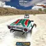 Super Rally 3D Screenshot