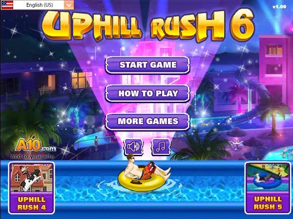 Uphill Rush Car Games