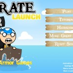 Pirate Launch Screenshot