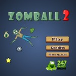 Zomball 2 Screenshot