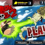 Berzerk Ball 2 Screenshot