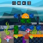 Aqua Jelly Puzzle Screenshot