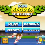 Mini Sports Challenge Screenshot