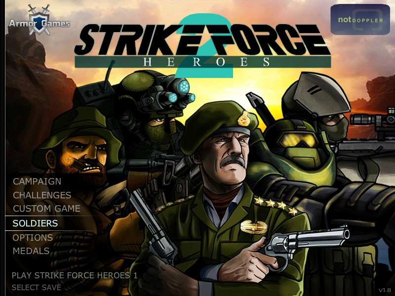 Strike Force Heroes 2 Unblocked Google