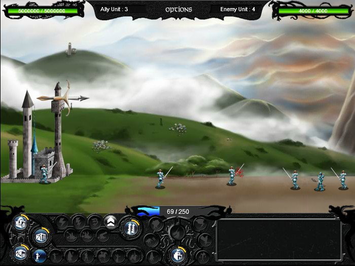 Epic war 2 the sons of destiny hacked cheats hacked online games