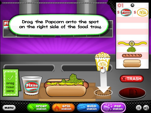 Papas Hot Doggeria Hacked Cheats Hacked Free Games