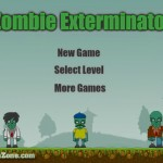 Zombie Exterminator Screenshot