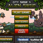 City Siege 4 - Alien Siege Screenshot