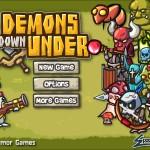 Demons Down Under Screenshot