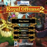 Royal Offense 2 Screenshot