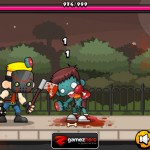 Beat the Zombie! Screenshot