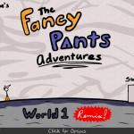 Fancy Pants Adventure World 1 Remix Screenshot
