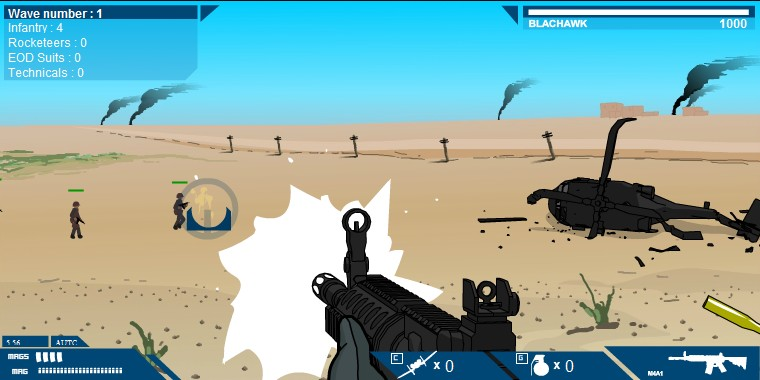 Weapon Hacked / Cheats - Hacked Online Games