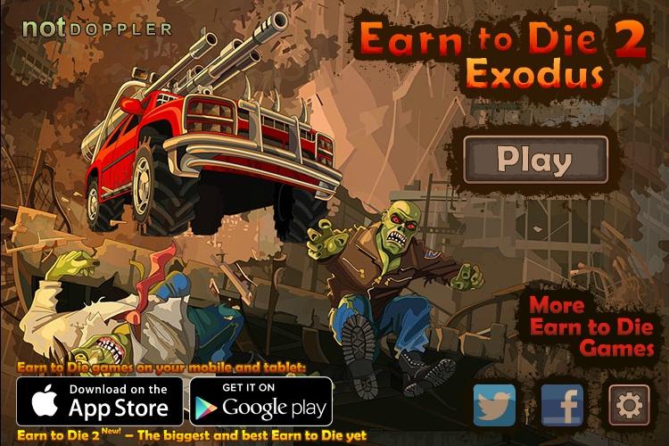 Video's van Earn to die hacked free games