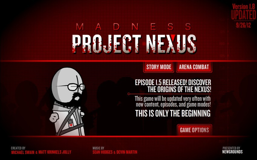 madness project nexus zombie hack
