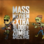 Mass Mayhem: Zombie Apocalypse Screenshot