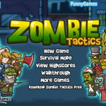 Zombie Tactics Screenshot