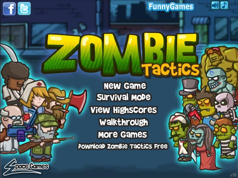 Zombie Tactics Hacked / Cheats