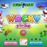 Wacky Strike Screenshot