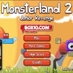 Monsterland 2: Junior Revenge Screenshot