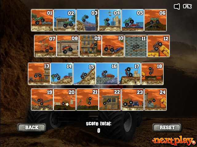 Learn to drive monster trucks
