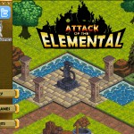 Attack of the Elemental Screenshot