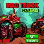 Mad Truck Challenge Screenshot