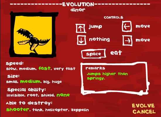 Monster Evolution Hacked / Cheats - Hacked Online Games