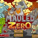 Mauled Zero Screenshot