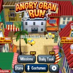 Angry Gran Run - India Screenshot