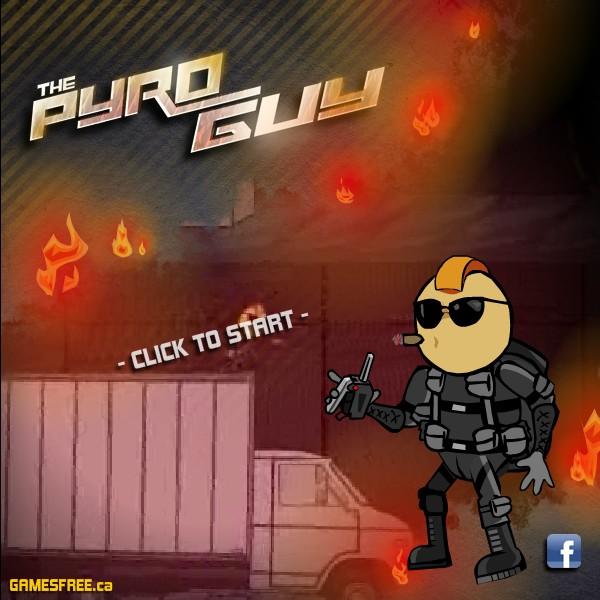 The Pyro Guy Cheats