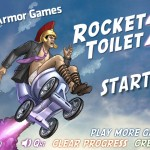 Rocket Toilet 2 Screenshot