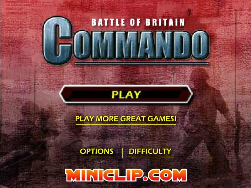 miniclip commando 2 assault