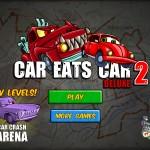 Car Eats Car 2 - Deluxe Screenshot