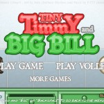 Tiny Timmy And Big Bill Screenshot