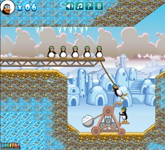 Keygen Game Crazy Penguin Catapult Strategy